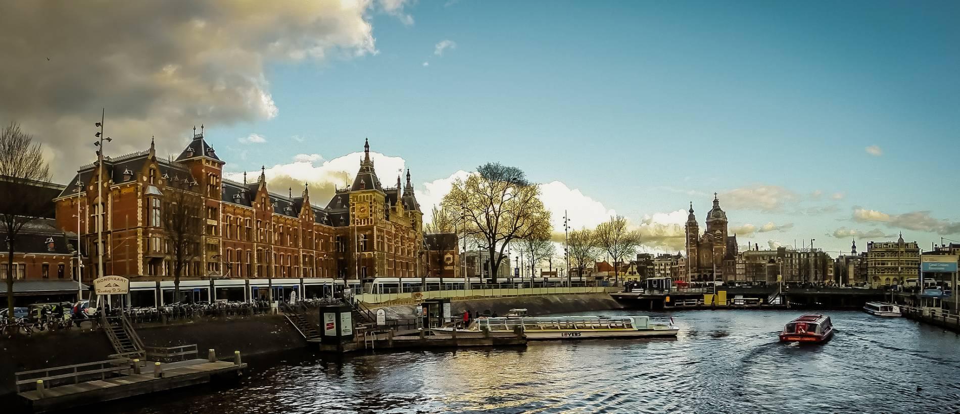 คู่มือ ท่องเที่ยว อัมสเตอร์ดัม