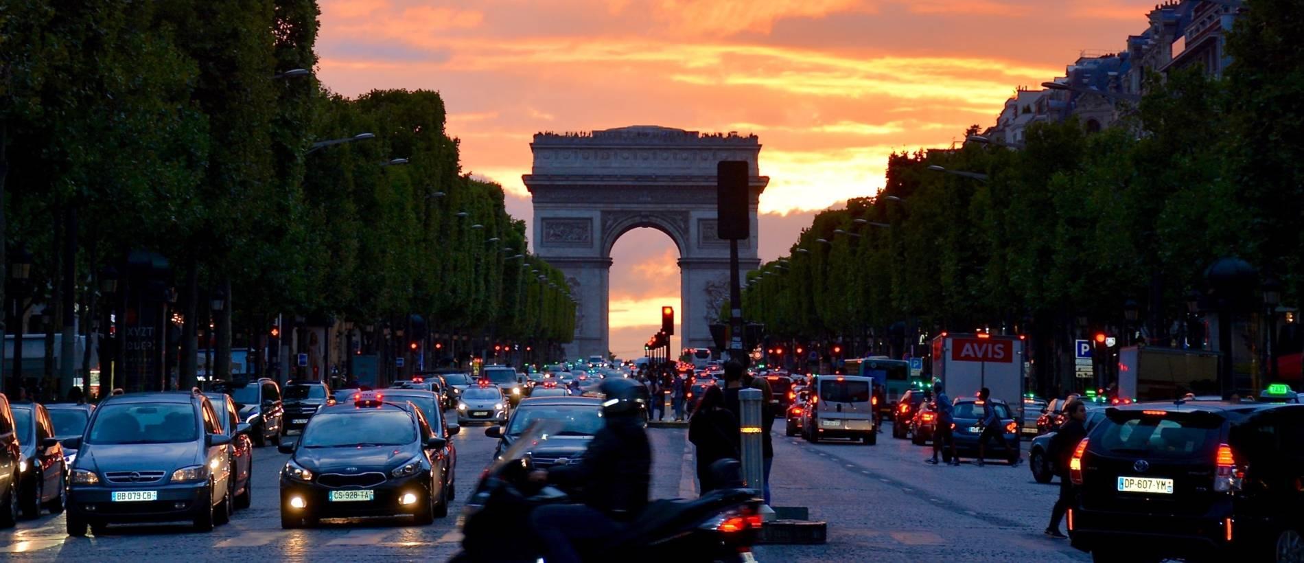 คู่มือ ท่องเที่ยว ฝรั่งเศส