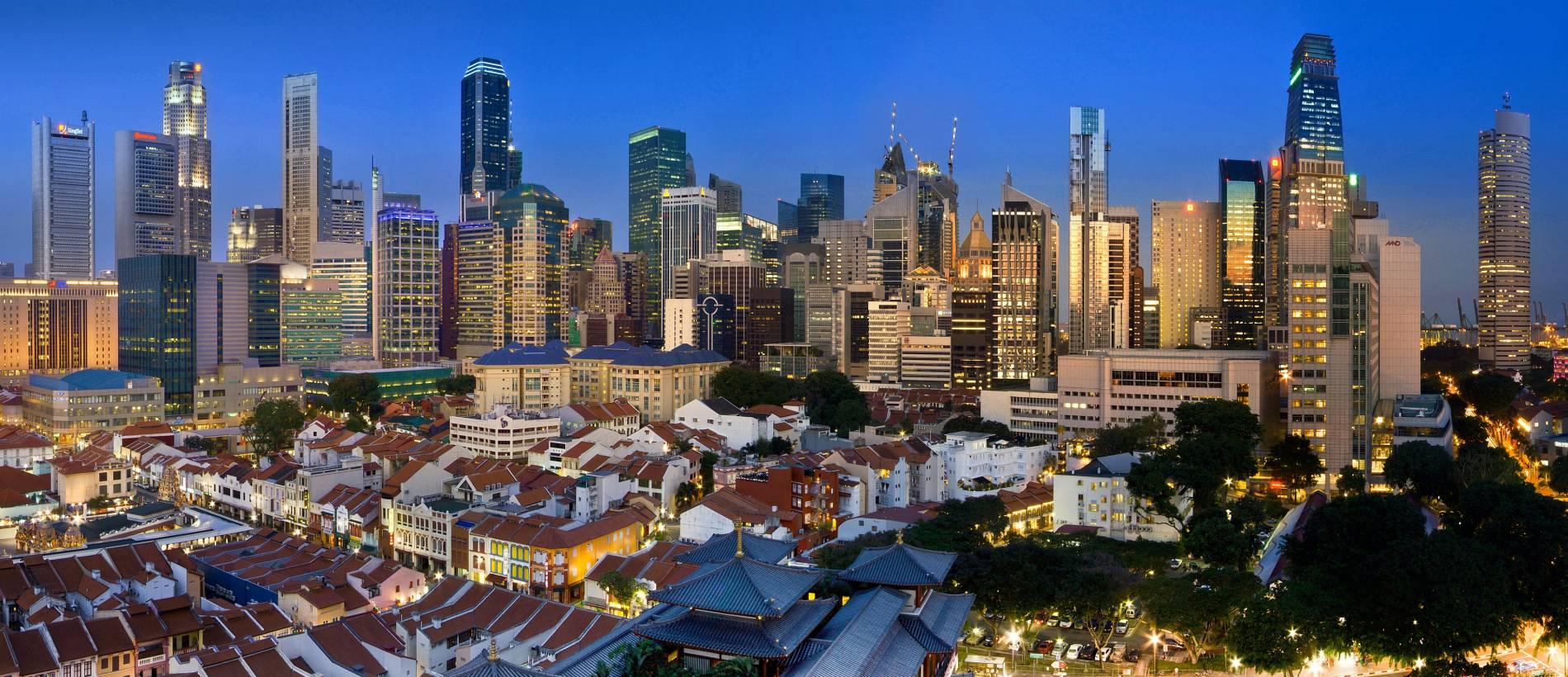 คู่มือ ท่องเที่ยว สิงคโปร์