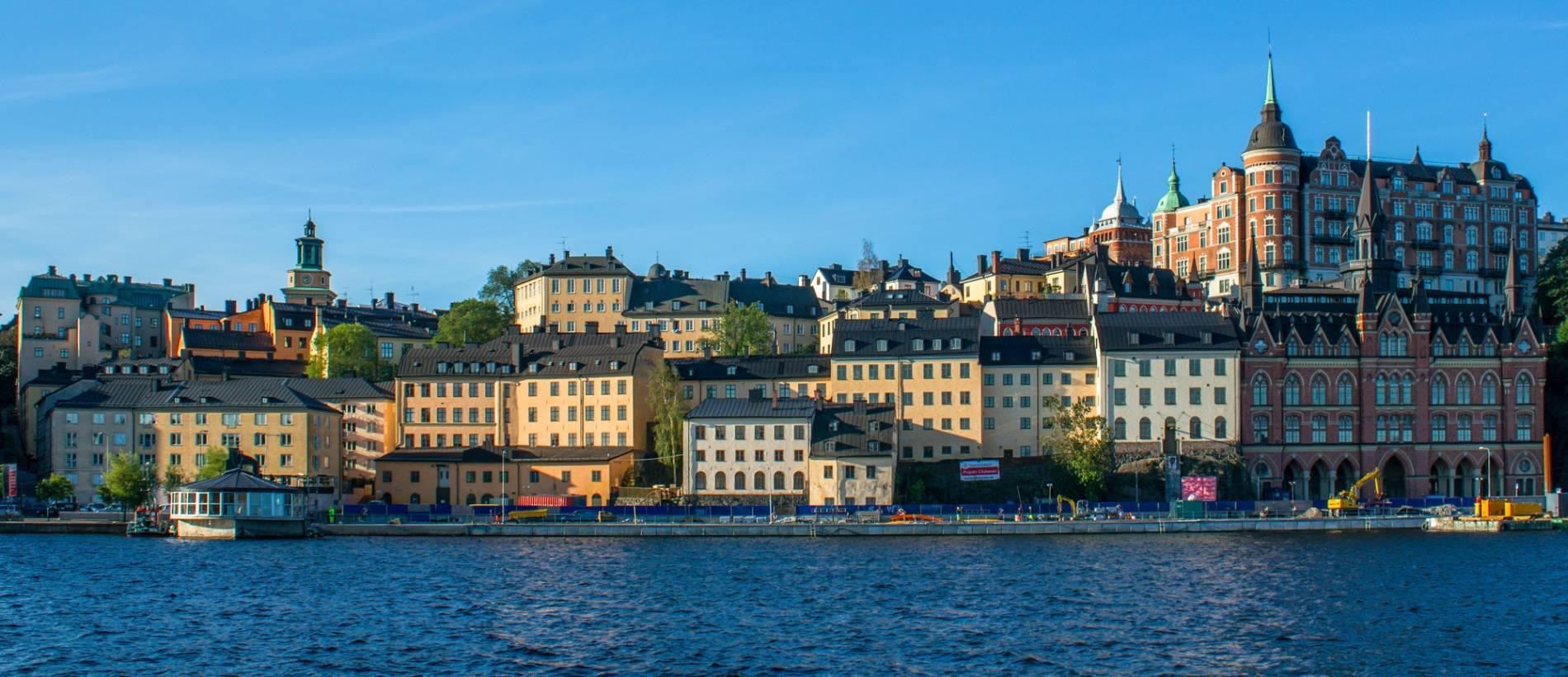 คู่มือ ท่องเที่ยว สวีเดน